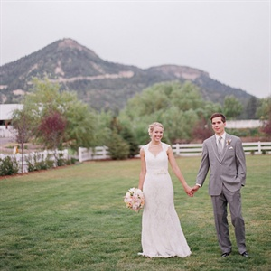 Jenise &amp; Max in Larkspur, CO