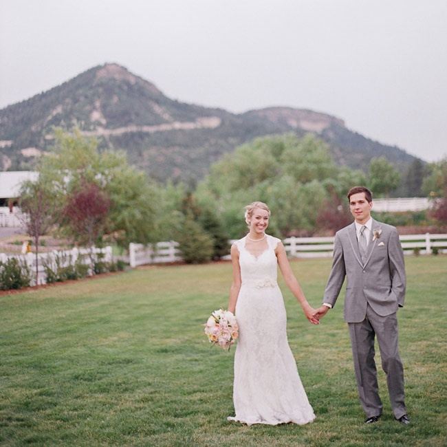 Jenise & Max in Larkspur, CO