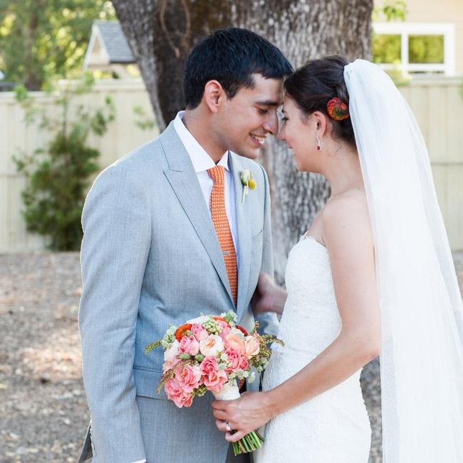 Gabriela & Luis in Calistoga, CA