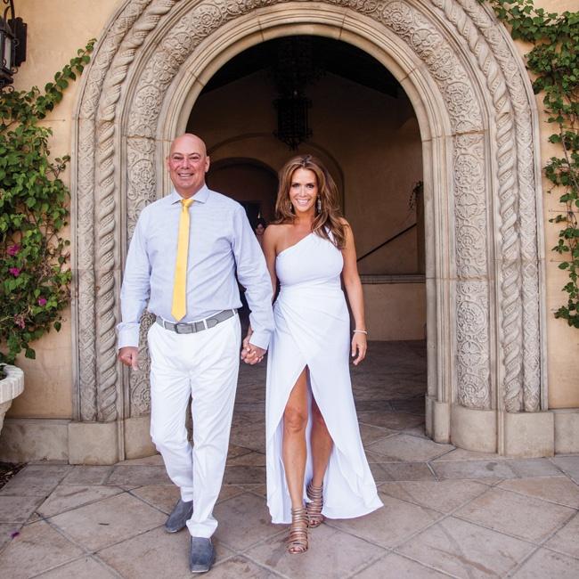 Dana & Joel in La Quinta, CA