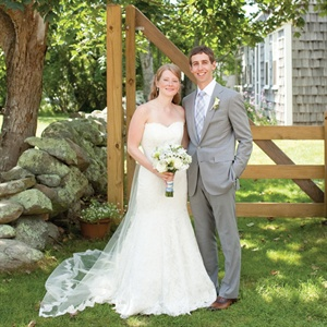Nora & Randy in Chilmark, MA