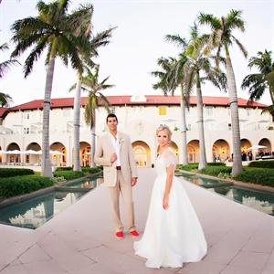 Erin & Danny in Key West, FL