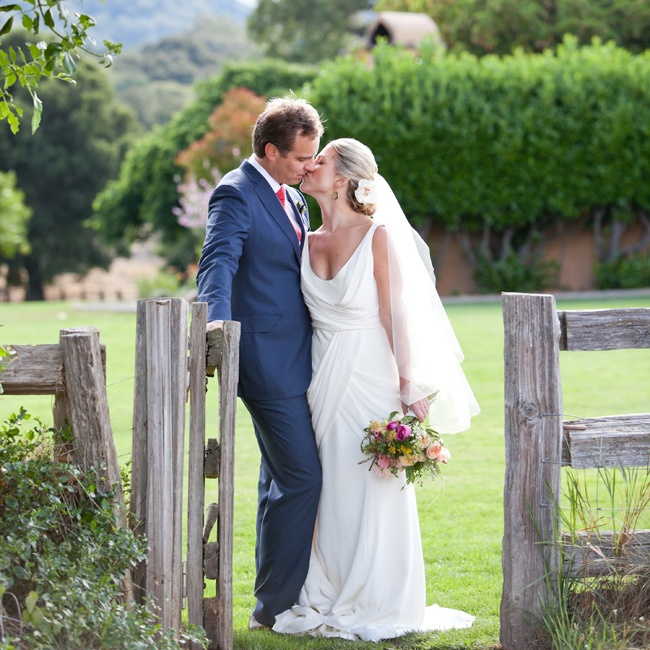 Elizabeth & Kristof in Carmel Valley, CA