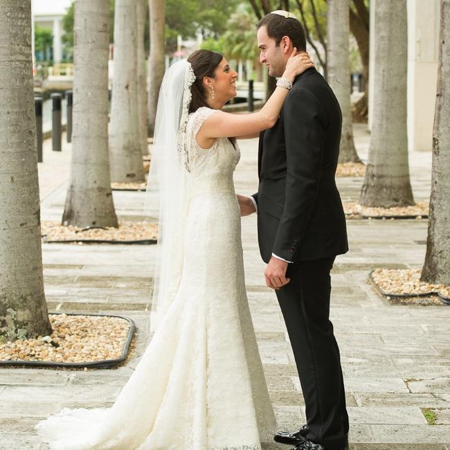 Stephanie & Oren Coral Gables, FL