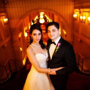 Nina & Sumeet in Washington, DC