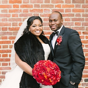 Veronica & Adedoyin in Annapolis, MD