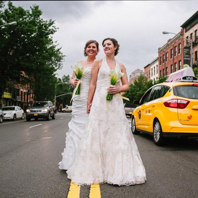 Beth & Cara in Brooklyn, NY