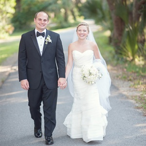 Megan & Tom in Bald Head Island, NC