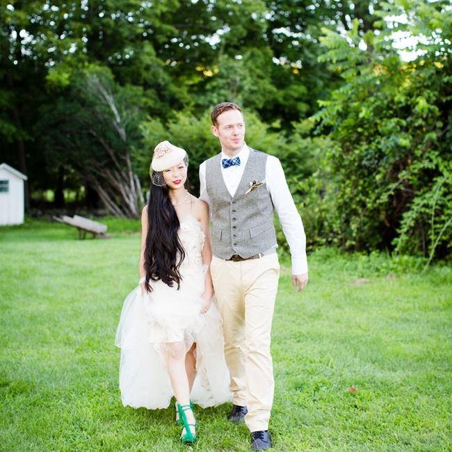 Zoe & Ian in Rhinebeck, NY