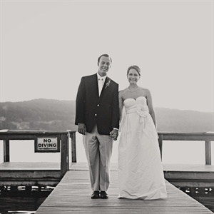 Jessica & Jeffrey in Boyne City, MI