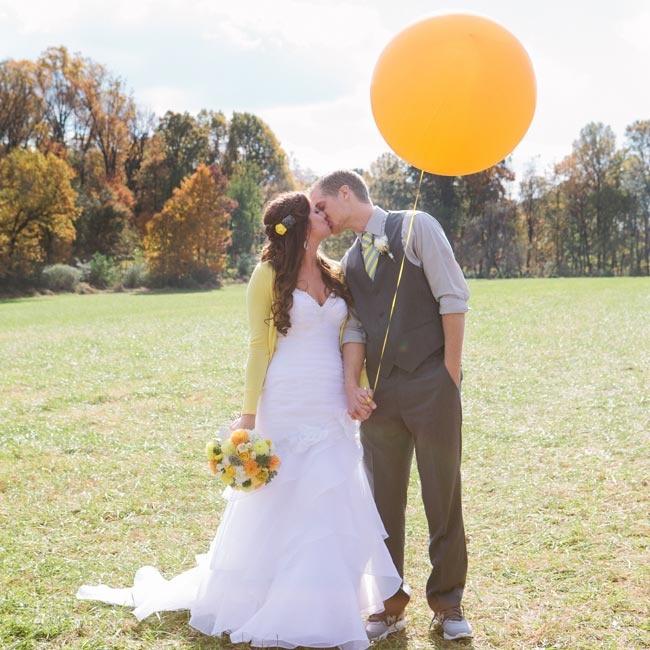 Alanna & Brent in Elizabethtown, PA