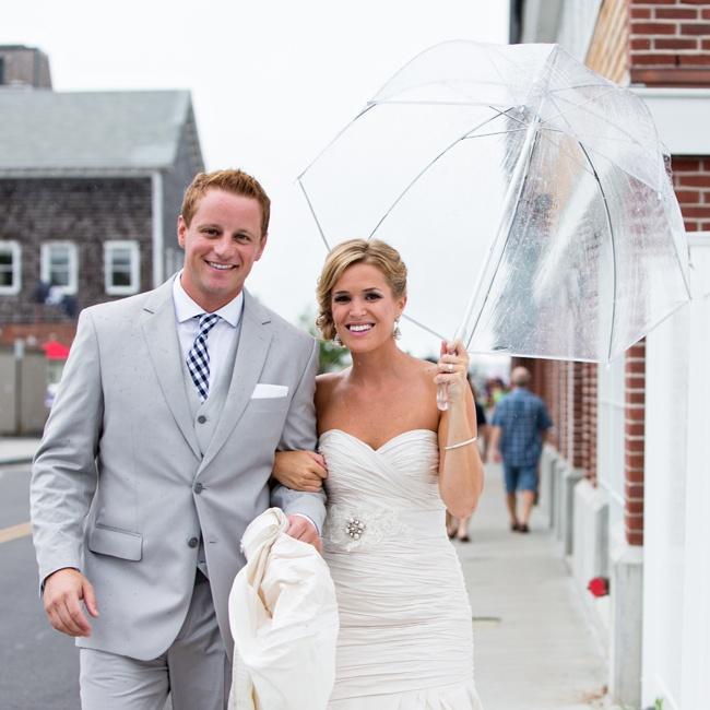 Sarah & Derek in Newport, RI