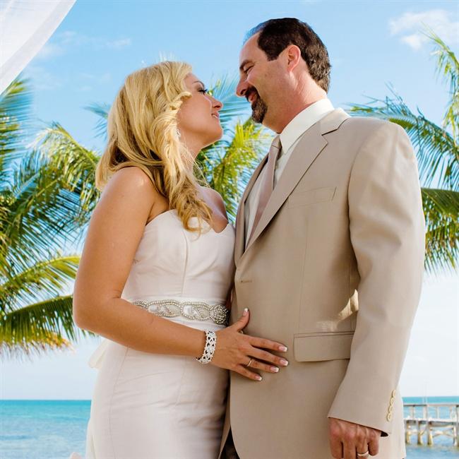 Heidi & Carlo in Islamorada, FL