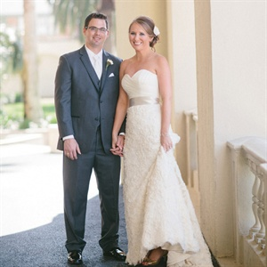 Margo & Aaron in Galveston, TX