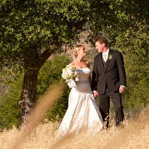 Bethany & Thomas in Los Olivos, CA