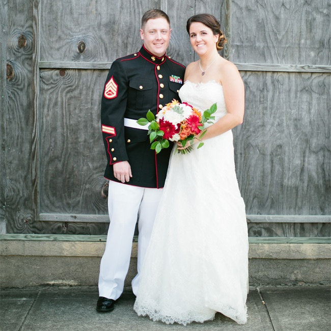 Stephanie & James in Wilmington, NC