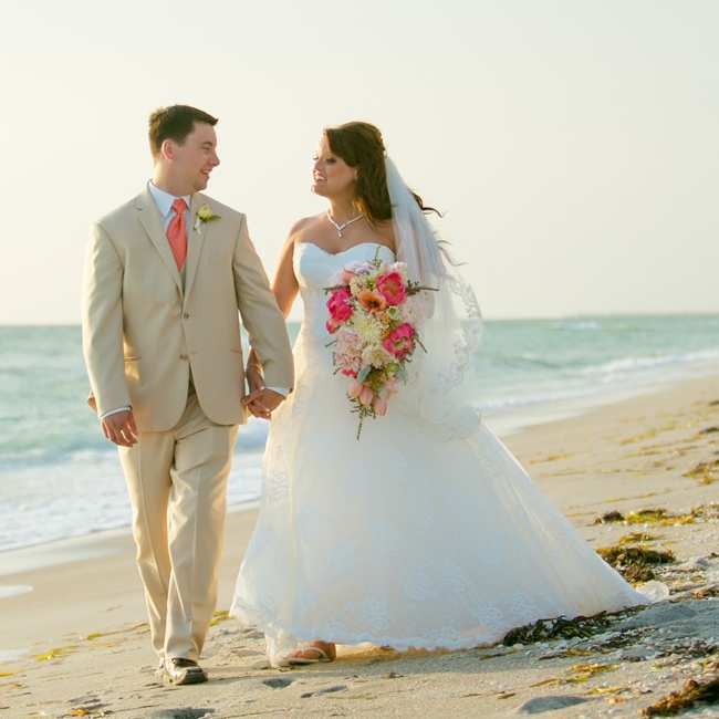 Aimee & Ben in Captiva, FL
