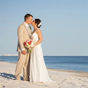 Allison & Dave in Panama City Beach, FL