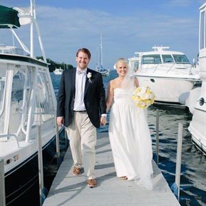 Faith & Jeff in Put-in-Bay, OH