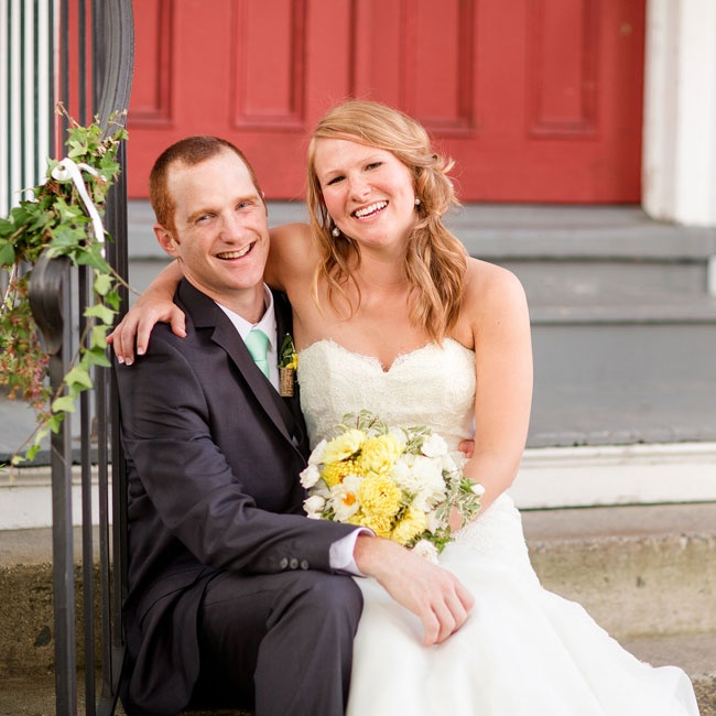 Jenna & Brendan in Ashland, VA