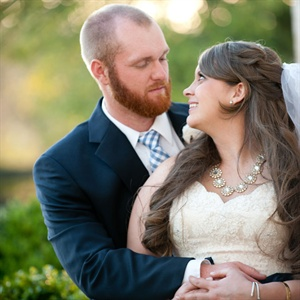 Mallory & Matthew in Milford, Virginia