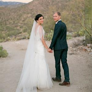 Anja & Ben in Tucson, AZ