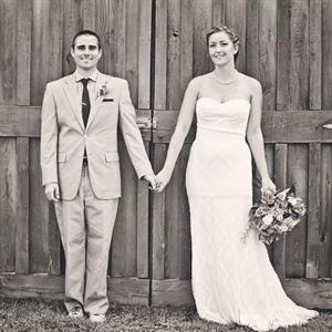 Emily & Brett in Vinton, Virginia