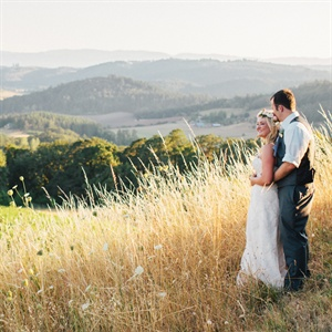 Ashley & Matt in McMinnville, OR