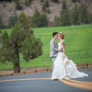 Nikki & Jason in Bend, OR