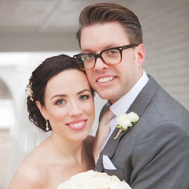 Amy & Neil in Wheaton, IL