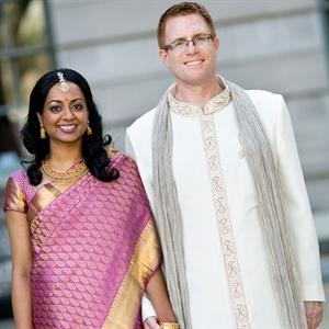 Jotika & Matt in Washington, DC