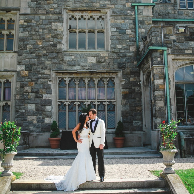 Paula & David in Sands Point, NY