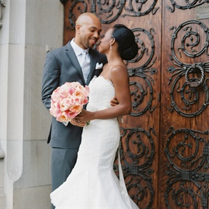Chic Summer Wedding in Long Island City, New York