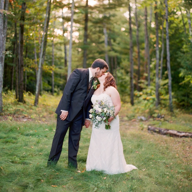 Whitney & Adam in Keene, NY