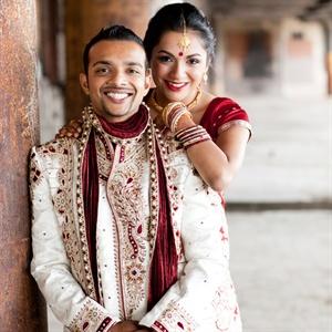 Nandini & Unmil in St. Paul, MN