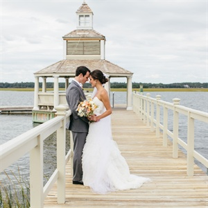 Cathryn & Sal in Kiawah Island, SC