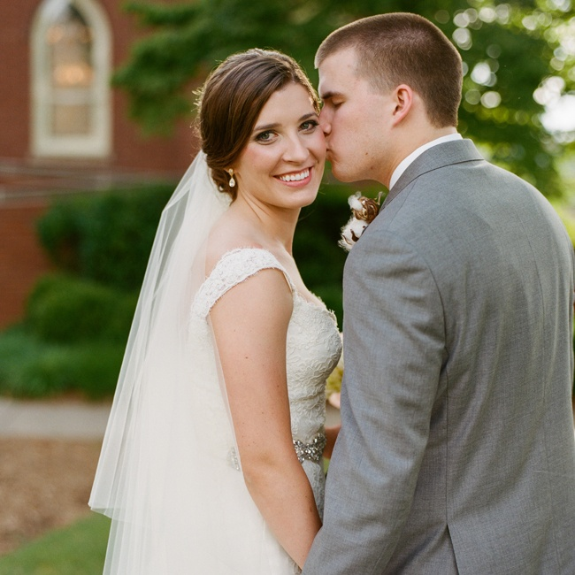 Rebekah & Bill in Greenville, South Carolina
