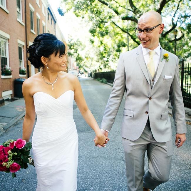 Natasha & Doug in Brooklyn, New York