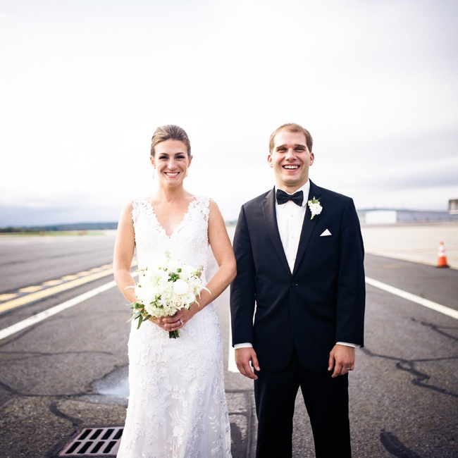 Christina & Scott in Worcester, Massachusetts
