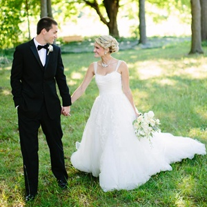Brittany & John in Traverse City, Michigan