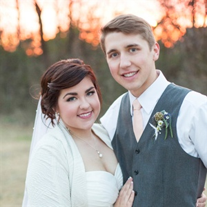 Jessica & Josiah in Southaven, Mississippi