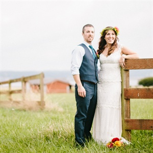 Robyn & Matt on Whidbey Island, Washington