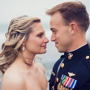 Katie & Nicholas in Newport, Rhode Island