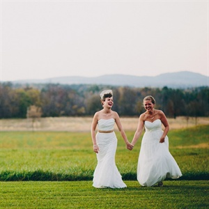 Courtney & Tara in Buskirk, New York