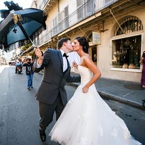 Dana & Josh in New Orleans, Louisiana