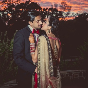 Annu & Sandeep Gangar in Conroe, Texas