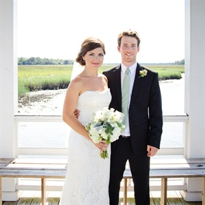 Jessica & Steve in Mount Pleasant, South Carolina