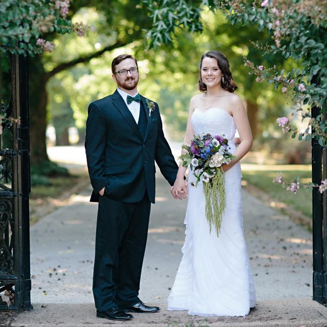 Anna & Nate in St. Louis, Missouri