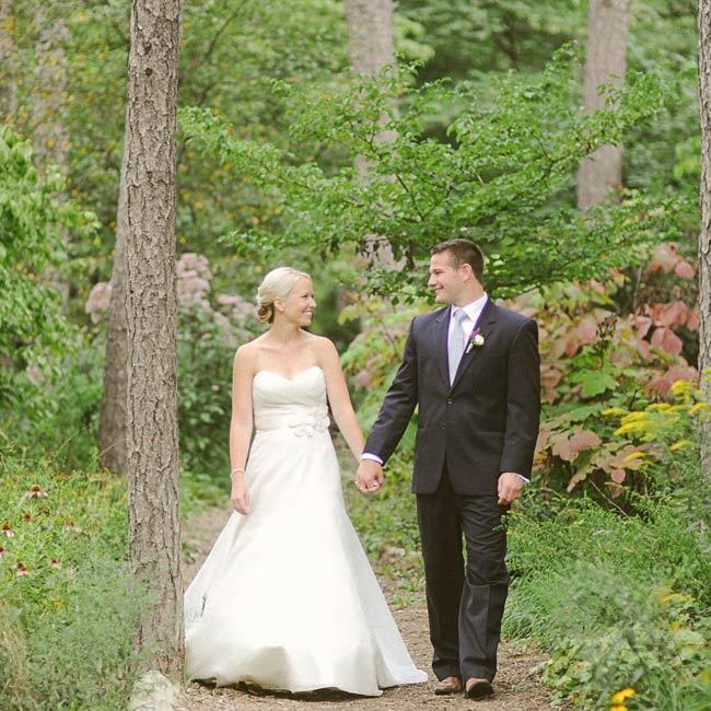 Erin & Chip in Saline, Michigan