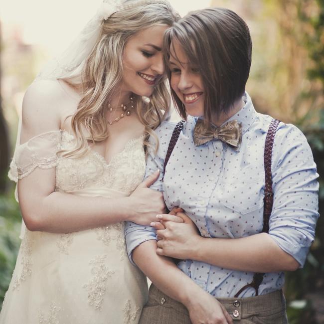Kat & Meredith in Fayetteville, Arkansas